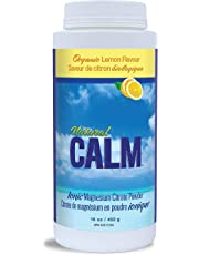 NATURAL CALM Magnesium Citrate Powder Lemon Flavour 452 gram