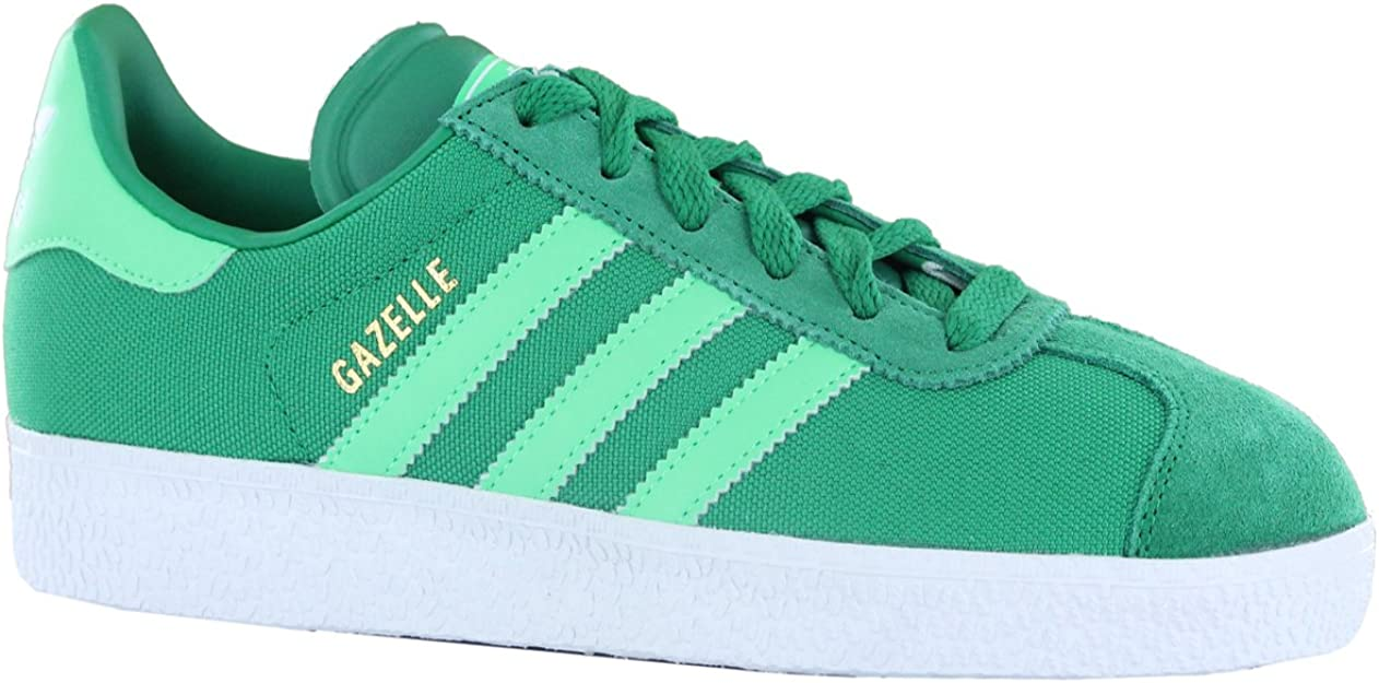 Adidas Gazelle 2 Green Womens Trainers