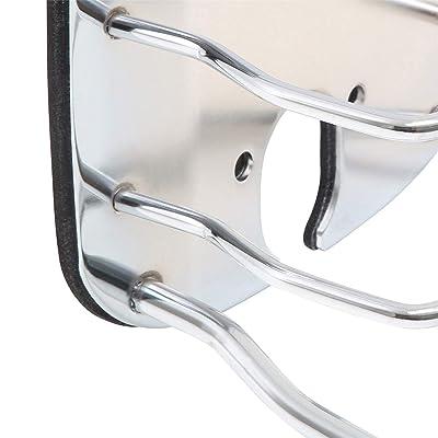 Smittybilt 8460 Euro Stainless Steel Rear Taillight Guard: Automotive