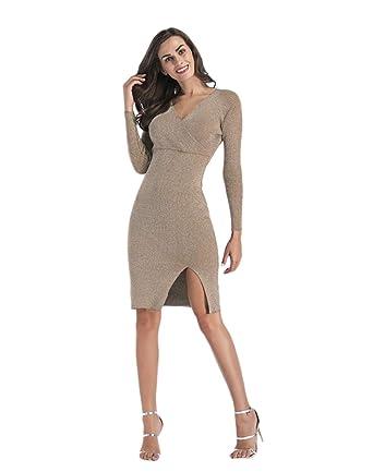 Topfly®;; - Traje de Vestir - para Mujer: Amazon.es: Ropa y ...