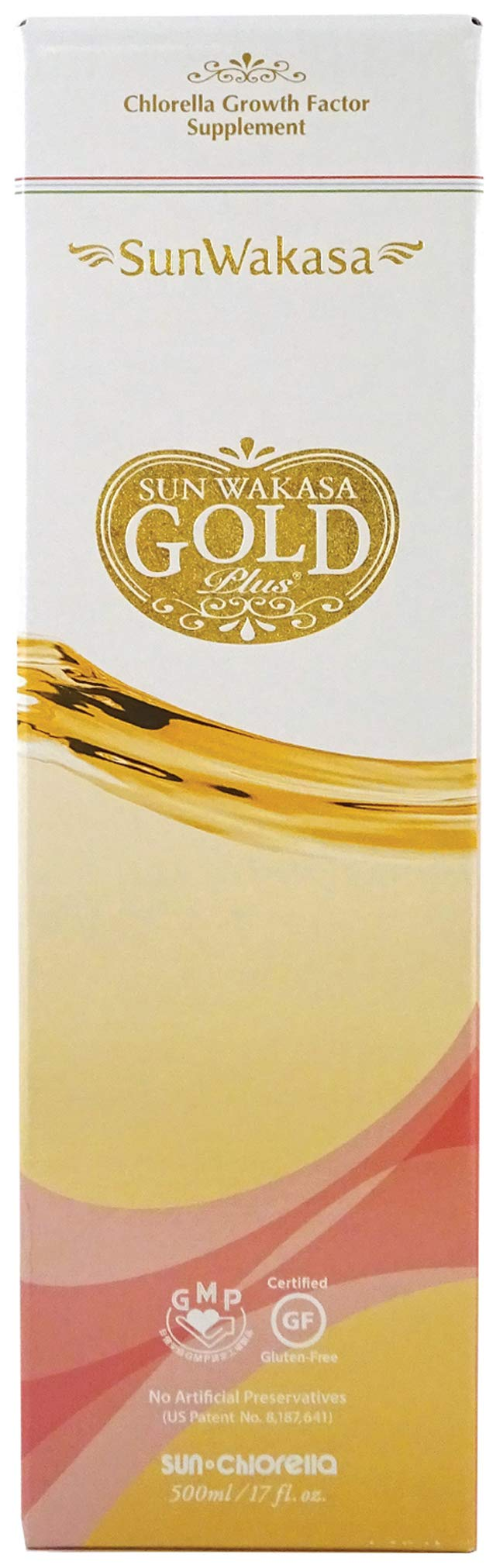 Sun Chlorella- Sun Wakasa Gold with Chlorella Growth Factor- Support Your Health On A Cellular Level (17 Fluid Ounce) by Sun Chlorella (Image #3)