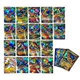 JSMK Pokemon Card Ex Mega Set 20 Pokemon Mega Ex Full Arts No repeat in English