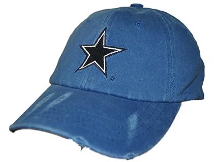 ba13c2a43 Amazon.com   Reebok Dallas Cowboys Blue Star Logo Worn Style Flexfit ...