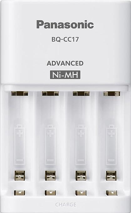 Amazon.com: Cargador de batería avanzado individual ...