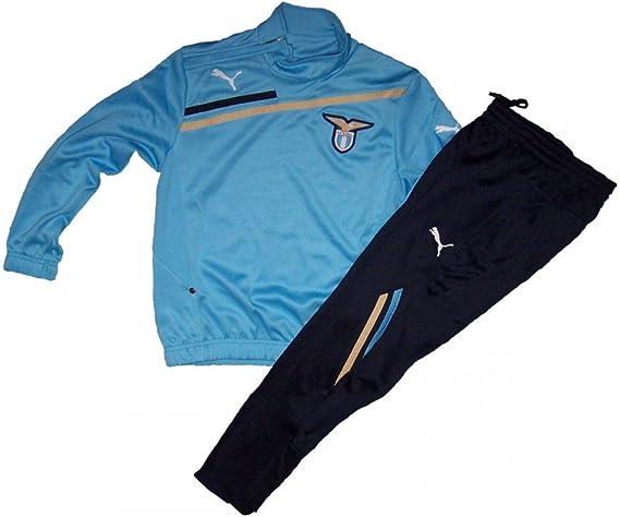 PUMA Chándal italiana de fútbol de la selección de Lazio ROM ...