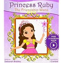 Princess Bedtime Stories: Princess Ruby Book 2 (Princess Ruby Children's Books)