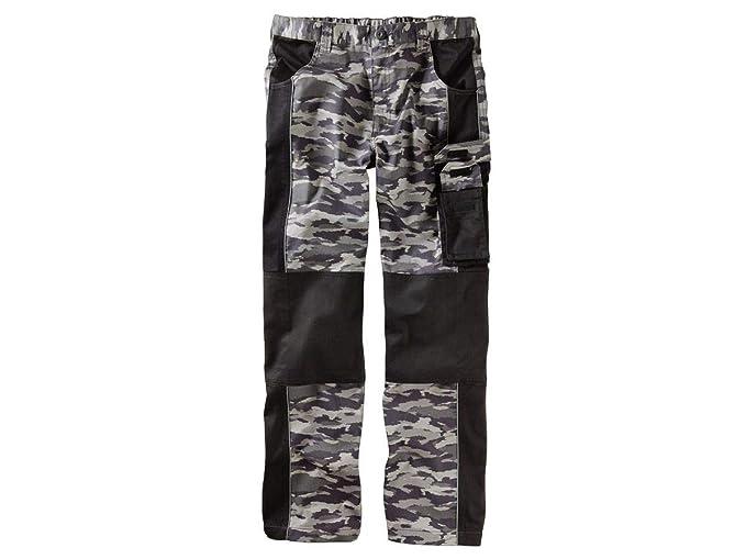 Da uomo Pantaloni da lavoro lavoro Bermuda Salopette con Filetti  riflettente  Amazon.it  Abbigliamento 273a01e3f82