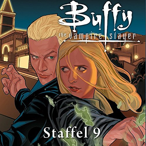 Buffy the Vampire Slayer, Staffel 9 (Issues) (Reihe in 5 Bänden) by