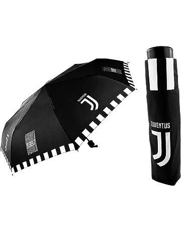 Perletti 15203 - Ombrello Uomo Mini Automatico Antivento Juventus Logo 98cm fffa7f32cf5