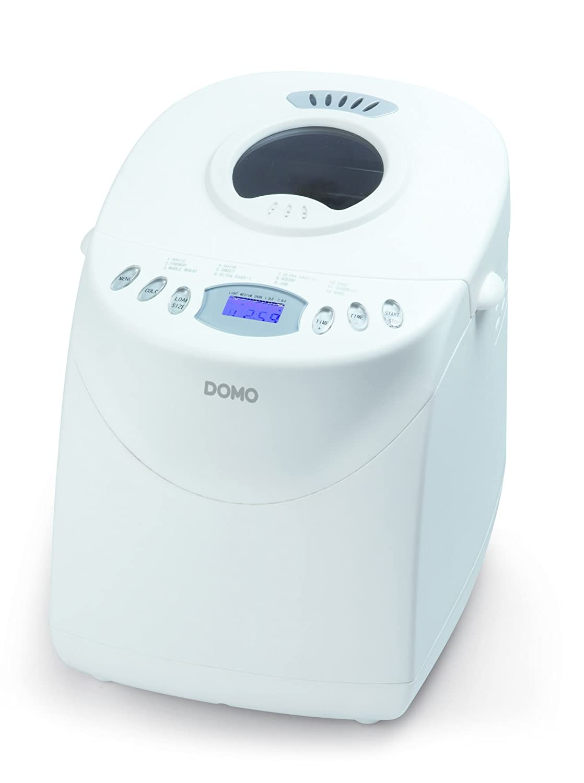 Domo B3980, Blanco - Máquina de hacer pan: Amazon.es: Hogar