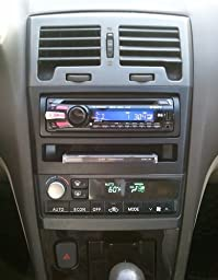 Car Stereo Radio Single Din Install Grey Dash Kit for 2000 ...  |2000 Nissan Maxima Radio Replacement