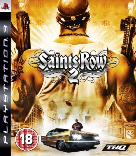 Price comparison product image Saints Row 2 PS3 by THQ