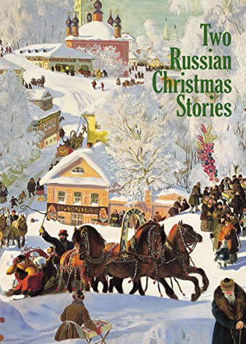 Russian Christmas.Two Russian Christmas Tales Kindle Edition By Alexander