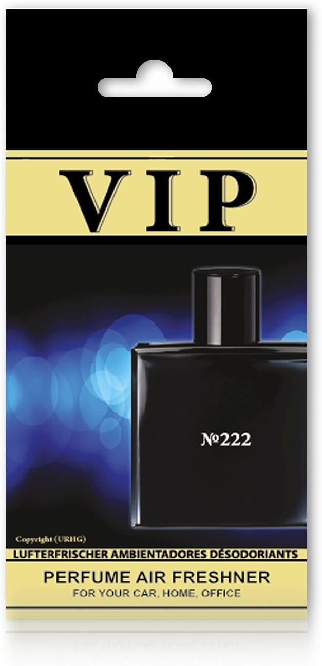 Lufterfrischer Caribi Luxus-Parf/üm f/ür Ihr Auto VIP