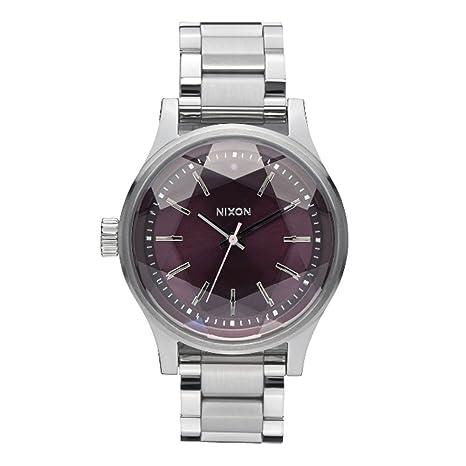 Nixon Facet 38 – Reloj de Pulsera analógico para Mujer Cuarzo Acero Inoxidable a4092157 – 00