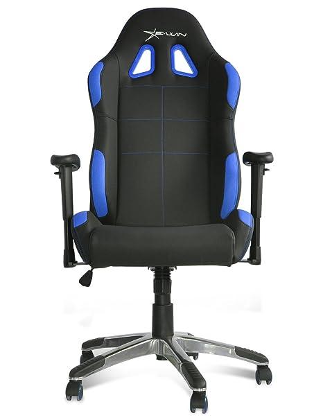 Ewin silla Calling serie CLD ergonómico silla de oficina ordenador Gaming con almohadas
