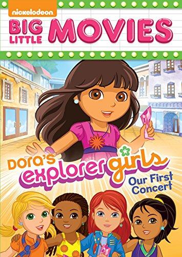 Dora The Explorer: Dora's Explorer Girls: Our First (Dora The Explorer Girls)