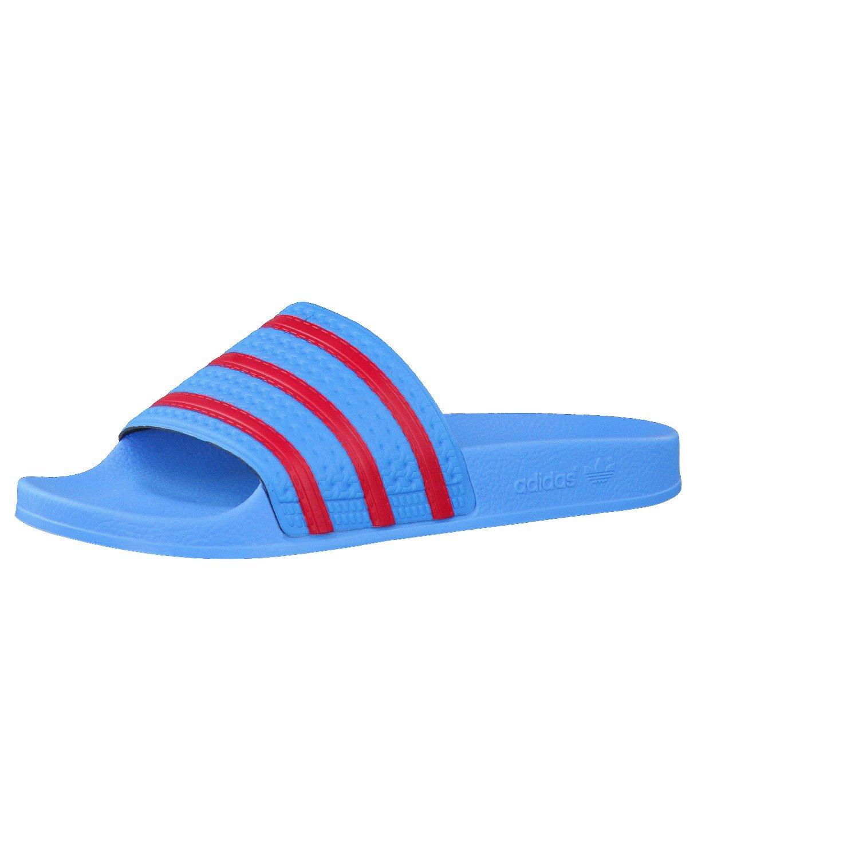 Blau (Solar Blaue2 S14 rot Beauty) adidas Unisex-Erwachsene Originals ADILETTE Bade Sandalen