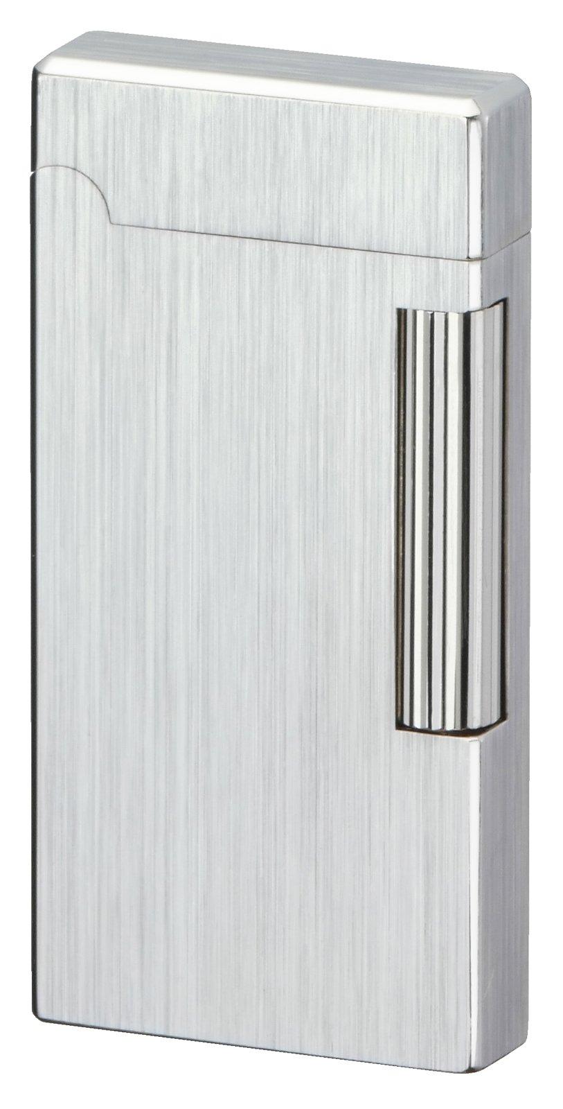 Sarome Flint Lighter SD6-13 Silver hairline