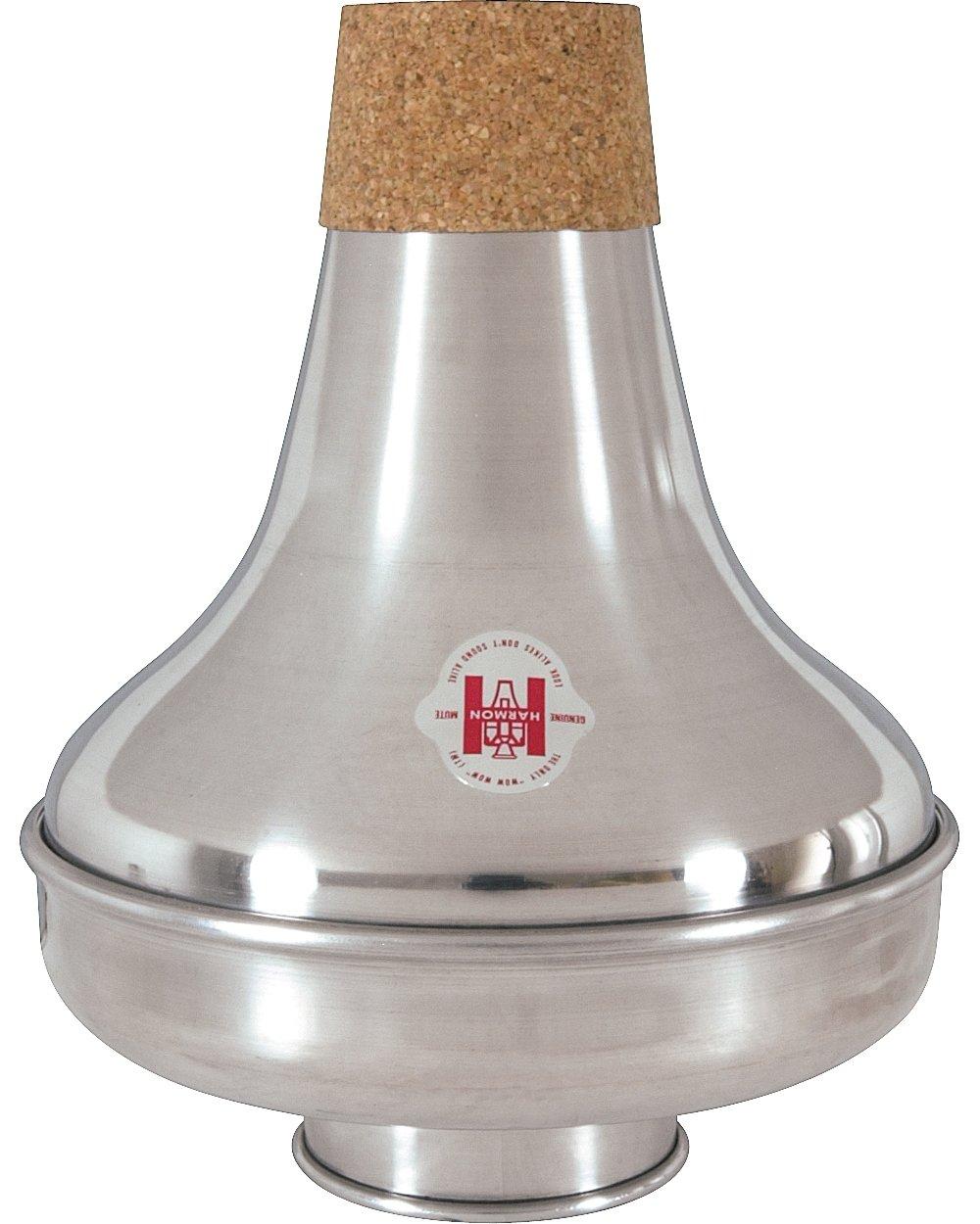 Harmon E Model Aluminum Trombone Wow-Wow Mute