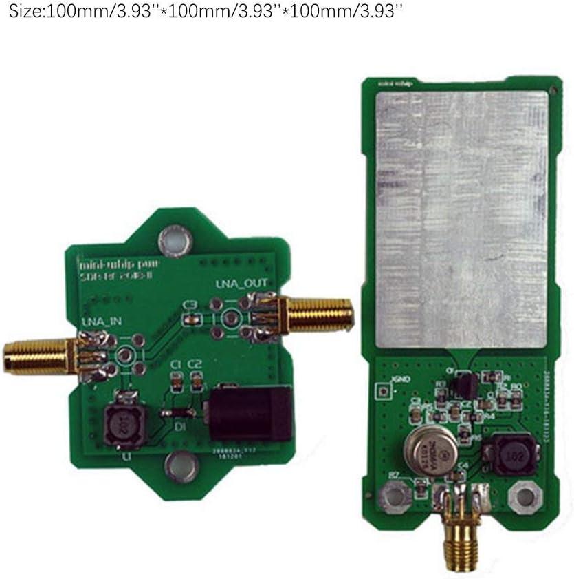 Antena SDR Mini-Whip MF/HF/VHF Antena Activa de Onda Corta ...