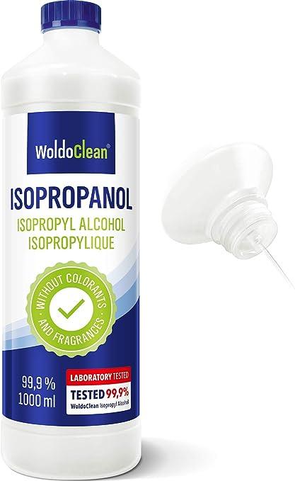 Isopropanol 99 9 Reinigungsalkohol 1 Liter Drogerie Körperpflege