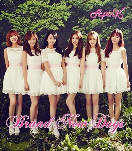 CD : Apink - Brand New Days: Limited (Limited Edition, Japan - Import)