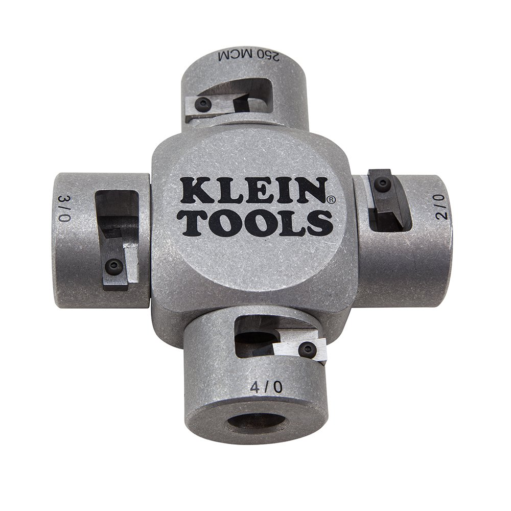 Large Cable Stripper (2/0-250 MCM) Klein Tools 21051 by Klein Tools