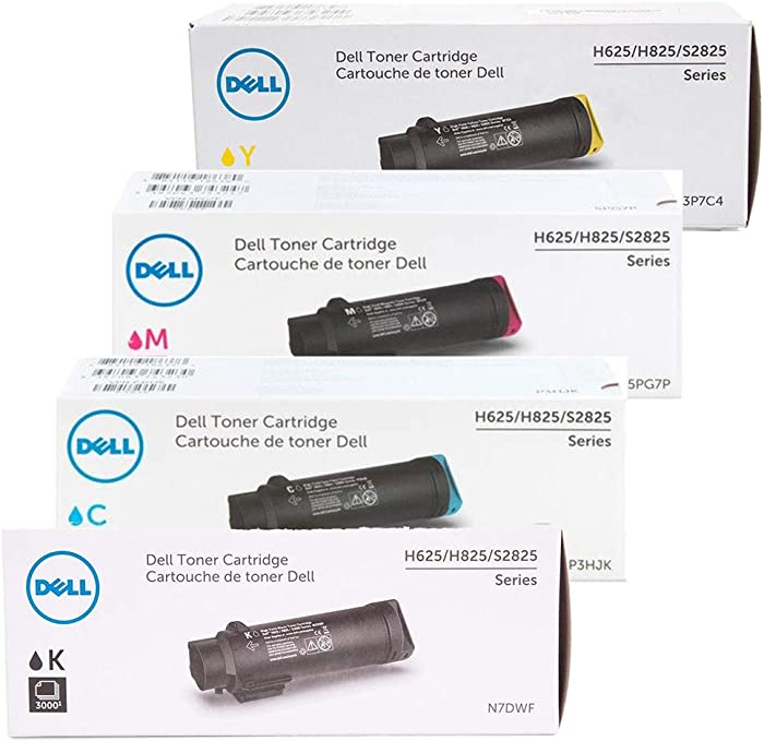 Top 10 Coole Cyan Cartridge Dell H825