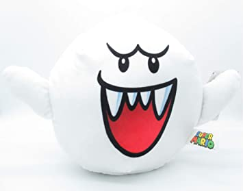 Felpa Boo Fantasma 24cm Original Oficial Super Mario Bros ...
