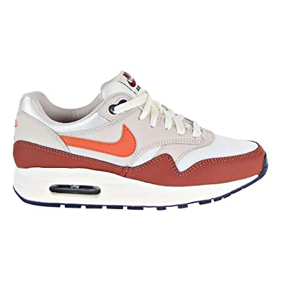 online store 72897 dd529 Nike Chaussures Air Max 1 (GS) Beige Corail Bordeaux Taille  37.5