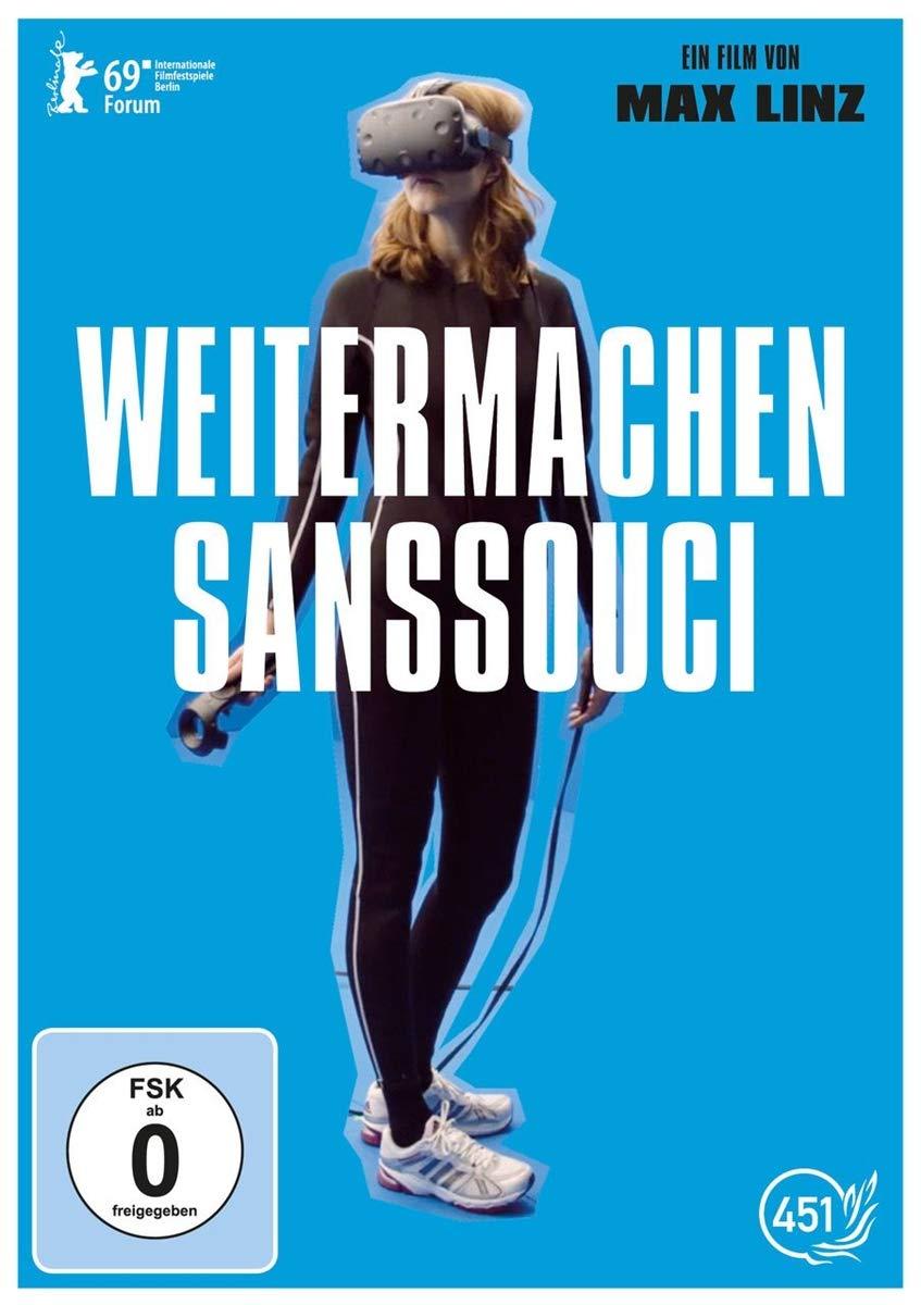 Cover: Weitermachen Sanssouci 1 DVD-Video (circa 80 min)