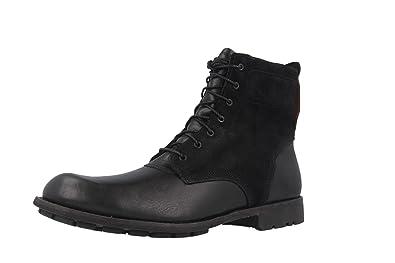 City Side en 6 Timberland Zip Chaussures Homme Noir Premium Matelas PXiukZOT