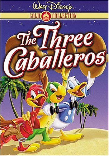 The Three Caballeros by Walt Disney Video