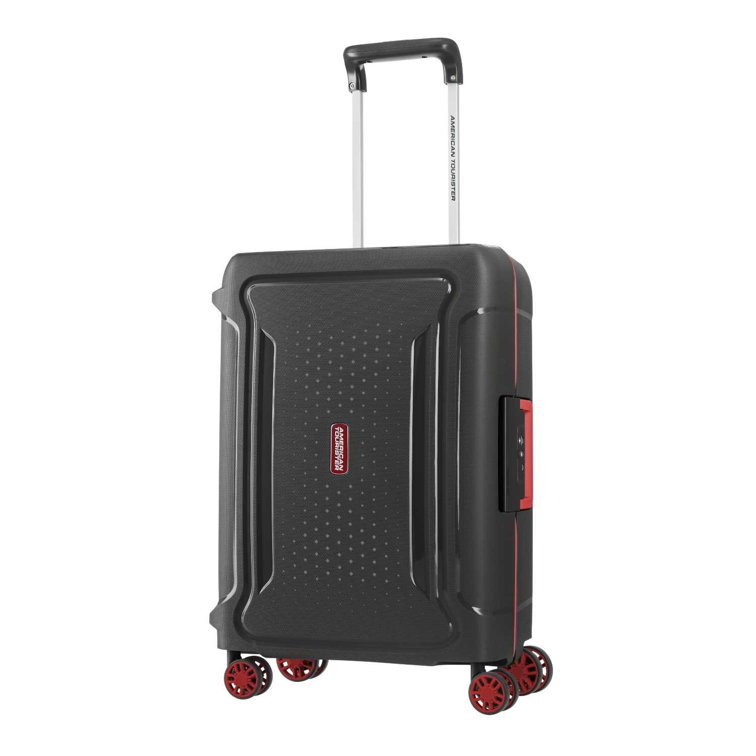1d1823a6a7e1 American Tourister Tribus Hardside Luggage with Dual Spinner Wheels