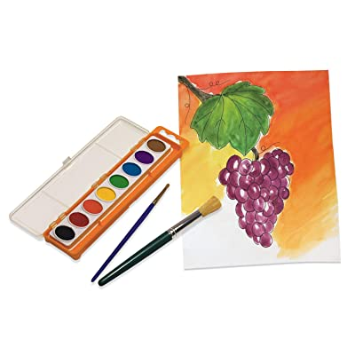 "U-Create Pacon Art1st Mixed Media Art Paper, White, 9"" by 12"", 500 Sheets (4831) : Art Paper Products : Office Products"