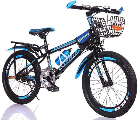 Bicicleta De Montaña para Niños De 18 (20, 22) Pulgadas Marco De ...