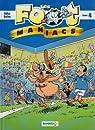 Les Footmaniacs, Tome 4 : par Béka