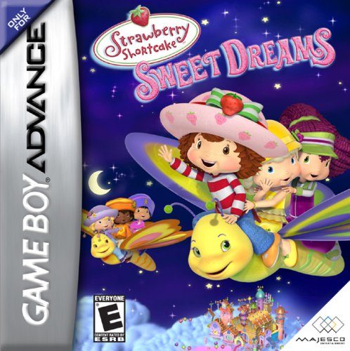 strawberry-shortcake-sweet-dreams-game-boy-advance