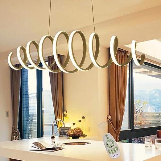 Lámpara de mesa de comedor Lámpara de comedor LED Lámpara colgante ...