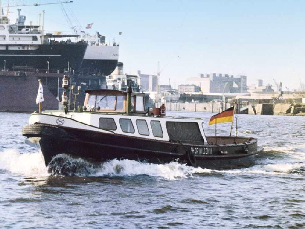 615ZAzCQcrL SL1000 in Felix Hafenbarkasse als Baukasten