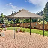 Roof Style House Gazebo Replacement Canopy - RipLock 350 offers