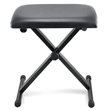 Outdoortips Modern Foldable Adjustable Piano Stool  sc 1 st  Amazon UK & Outdoortips Modern Foldable Adjustable Piano Stool: Amazon.co.uk ... islam-shia.org