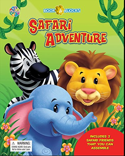 Safari Adventure (Book & Blocks)