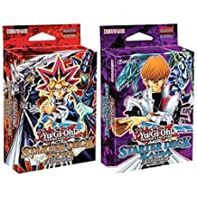 Yu-Gi-Oh Starter Deck Yugi & Kaiba Reloaded Set of 2 Decks