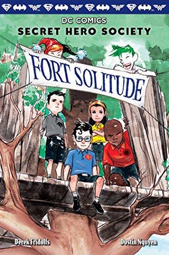 Dc Comics Heroes - Fort Solitude (DC Comics: Secret Hero Society #2)