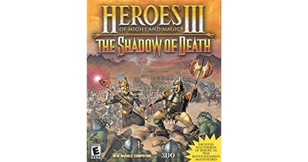heroes of might and magic 3 shadow of death free download