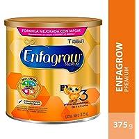 Enfagrow 3, Leche de Crecimiento para Niños Mayores de 12 Meses, Lata 375 gr