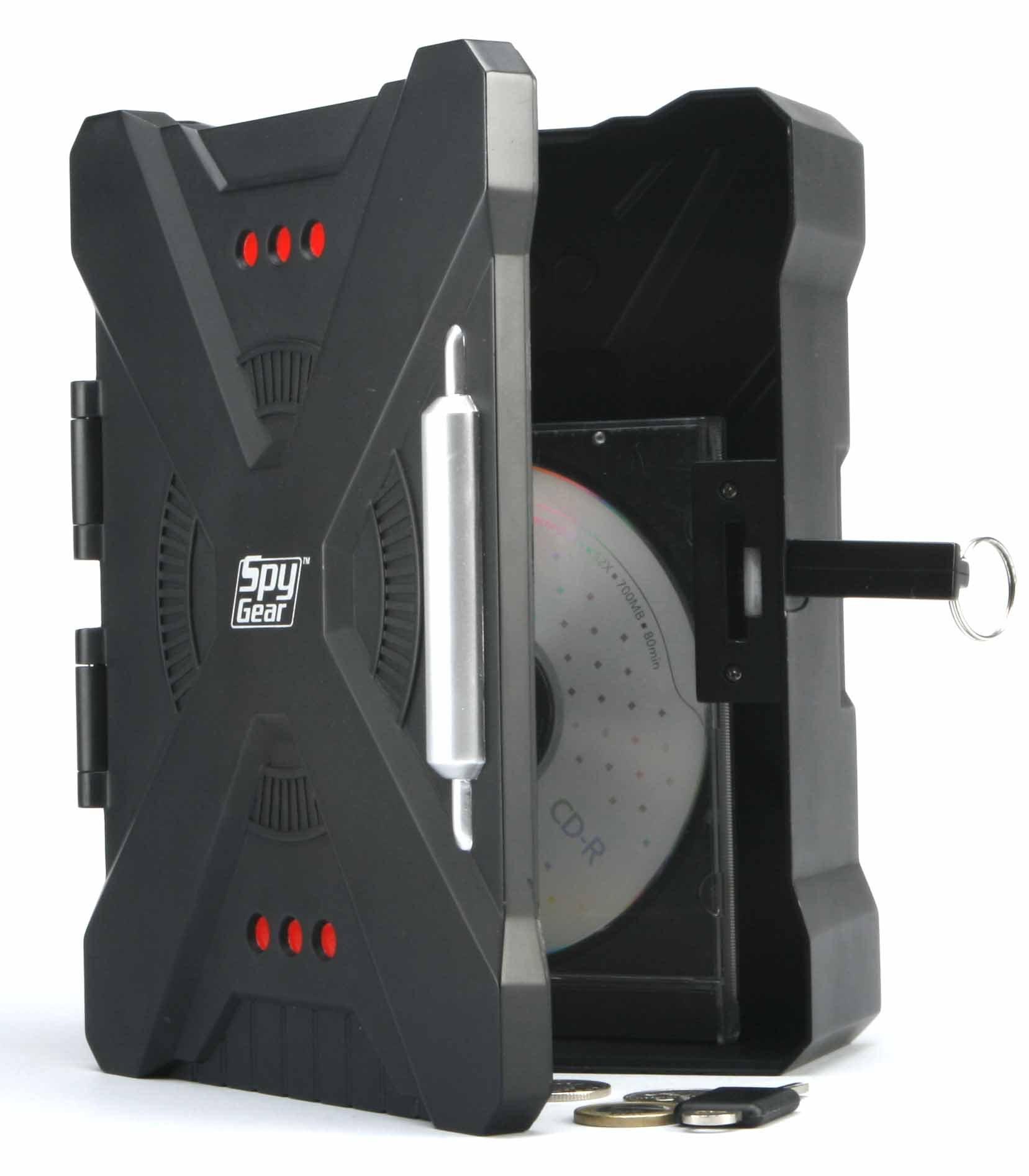 Spy Gear Spy Safe