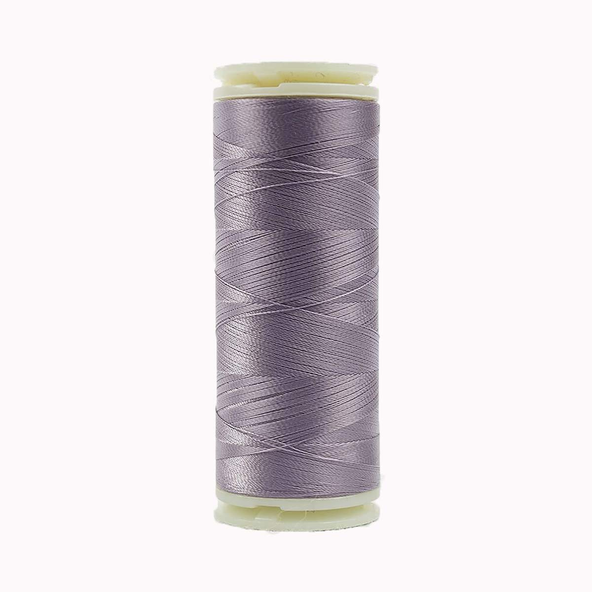 100wt InvisaFil 400m Off White 2-Ply Cottonized Soft Polyester Silk-Like Thread for Fine Sewing Specialty Threads WonderFil